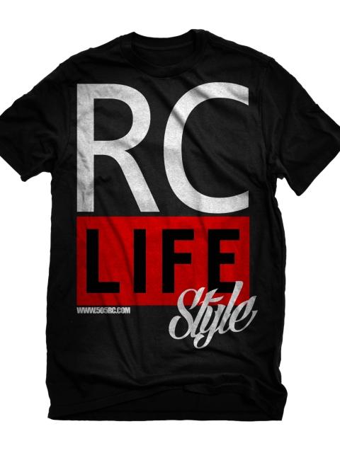 RC Lifestyle Black
